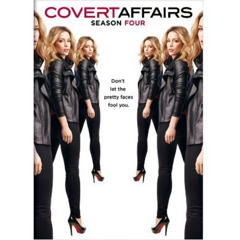 Covert Affairs Season 4 DVD Wholesale