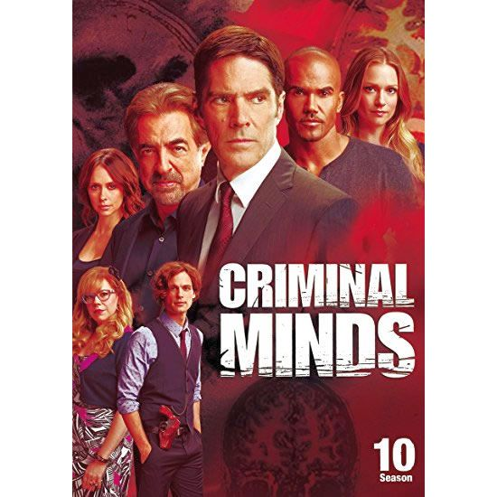Criminal Minds Season 10 DVD Wholesale