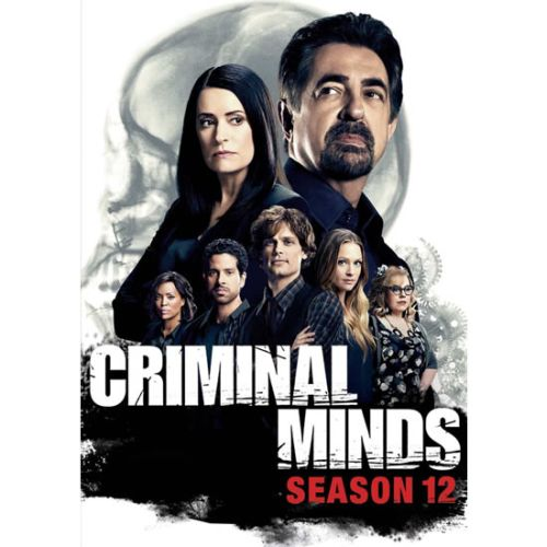 Criminal Minds Season 12 DVD Wholesale