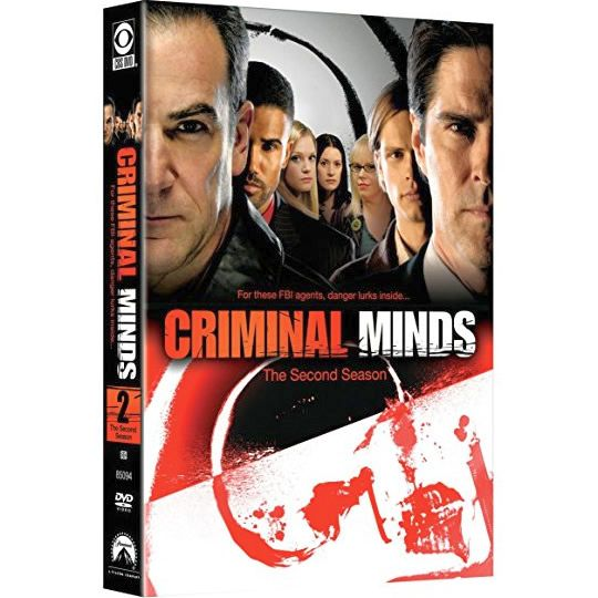 Criminal Minds Season 2 DVD Wholesale