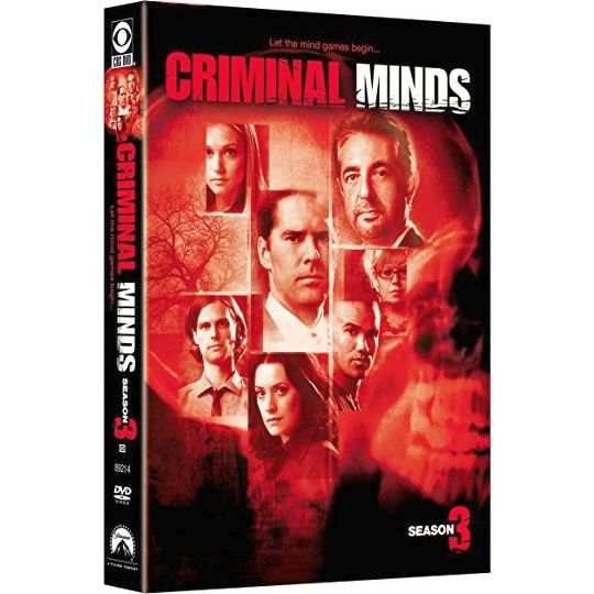 Criminal Minds Season 3 DVD Wholesale