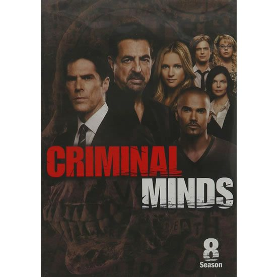 Criminal Minds Season 8 DVD Wholesale
