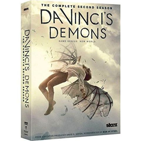 Da Vinci's Demons Season 2 DVD Wholesale