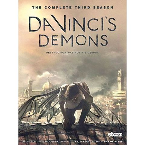 Da Vinci's Demons Season 3 DVD Wholesale