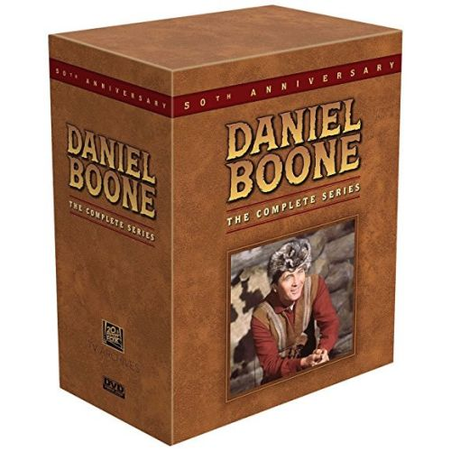 Daniel Boone DVD Complete Series Box Set