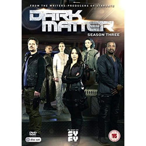 Dark Matter Season 3 DVD Wholesale