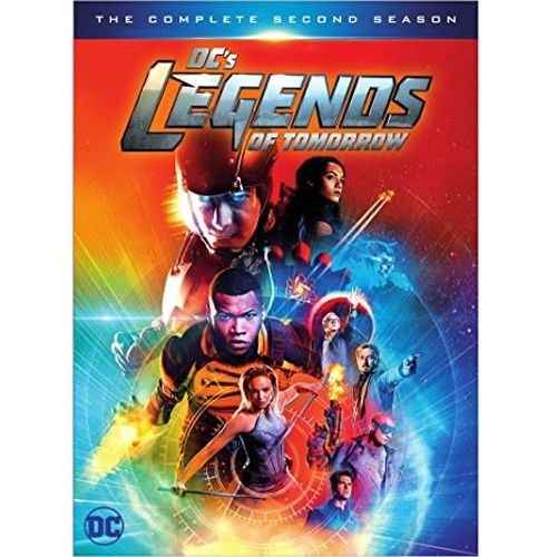 DC's Legends of Tomorrow Season 2 DVD Wholesale