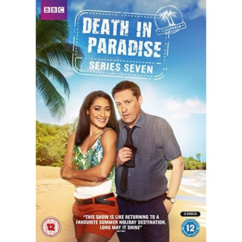 Death in Paradise Season 7 DVD Wholesale