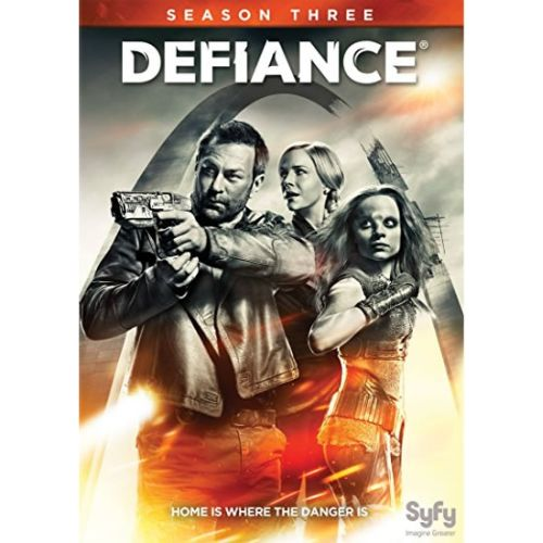 Defiance Season 3 DVD Wholesale
