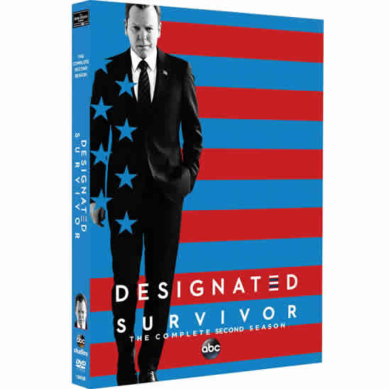 Designated Survivor Season 2 DVD Wholesale