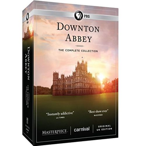 Downton Abbey DVD Complete Series Box Set