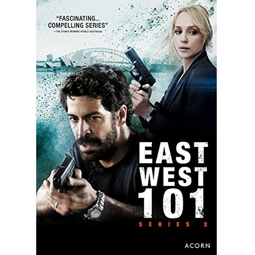East West 101 Season 2 DVD Wholesale