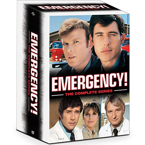 Emergency DVD Complete Series Box Set
