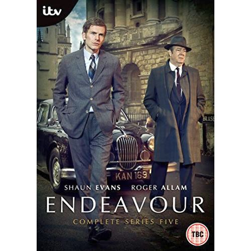 Endeavour Season 5 DVD Wholesale