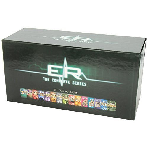 ER DVD Complete Series 1-15 Box Set
