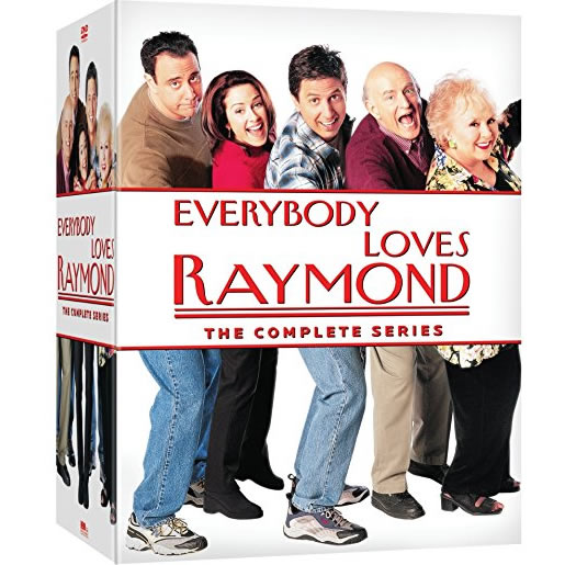 Everybody Loves Raymond DVD Complete Series Box Set