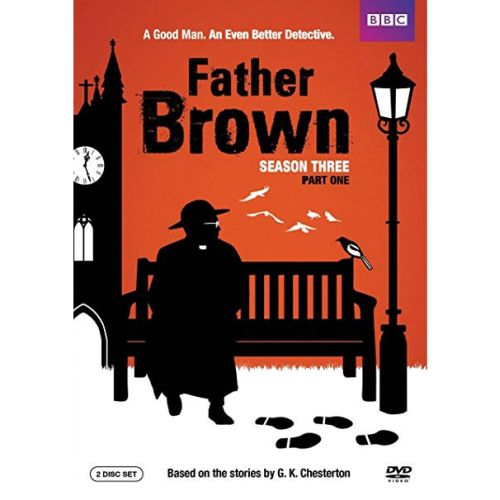 Father Brown Season 3 Part 1 DVD Wholesale