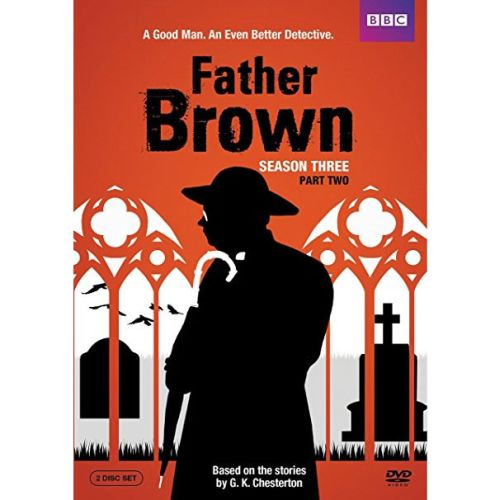 Father Brown Season 3 Part 2 DVD Wholesale