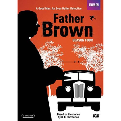 Father Brown Season 4 DVD Wholesale