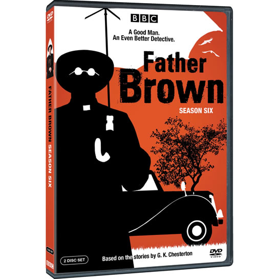 Father Brown Season 6 DVD Wholesale