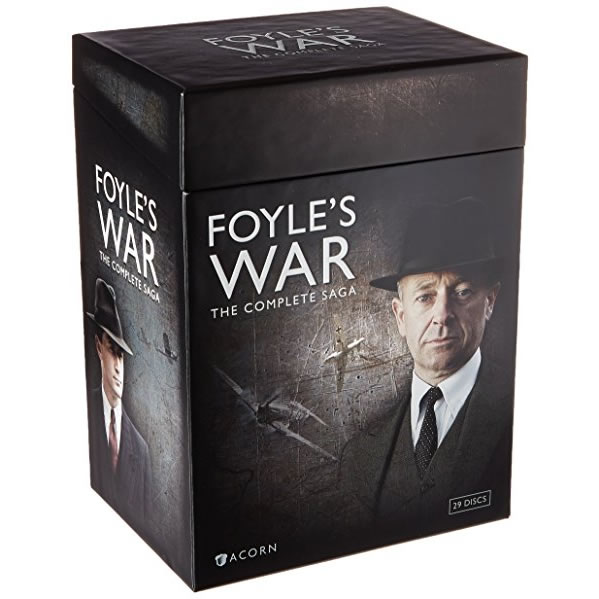 Foyle's War DVD Complete Series Box Set