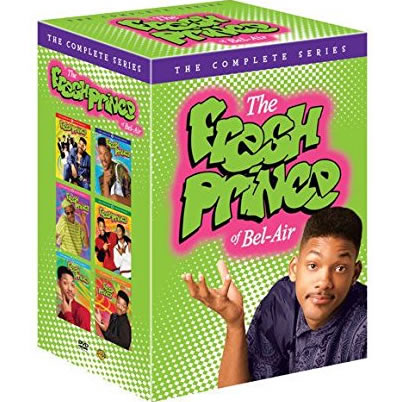 Fresh Prince of Bel-Air DVD Complete Series Box Set