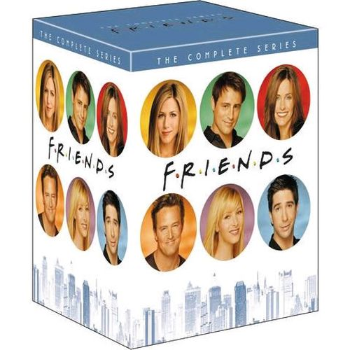 Friends DVD Complete Series Box Set