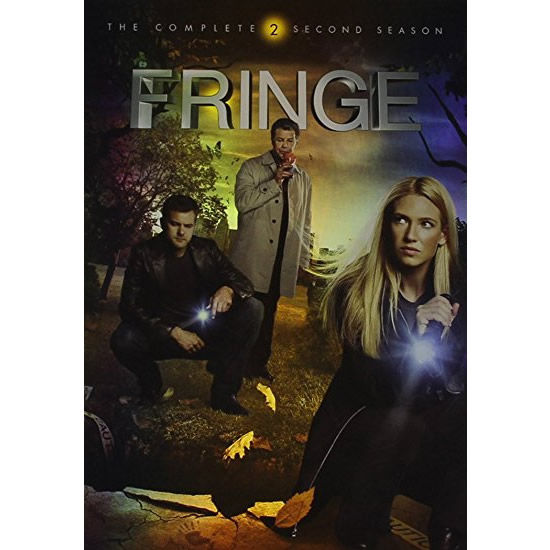 Fringe Season 2 DVD Wholesale