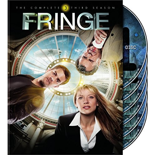 Fringe Season 3 DVD Wholesale