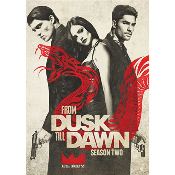 From Dusk Till Dawn Season 2 DVD Wholesale