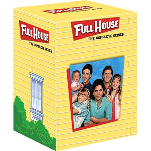 Full House DVD Complete Series Box Set
