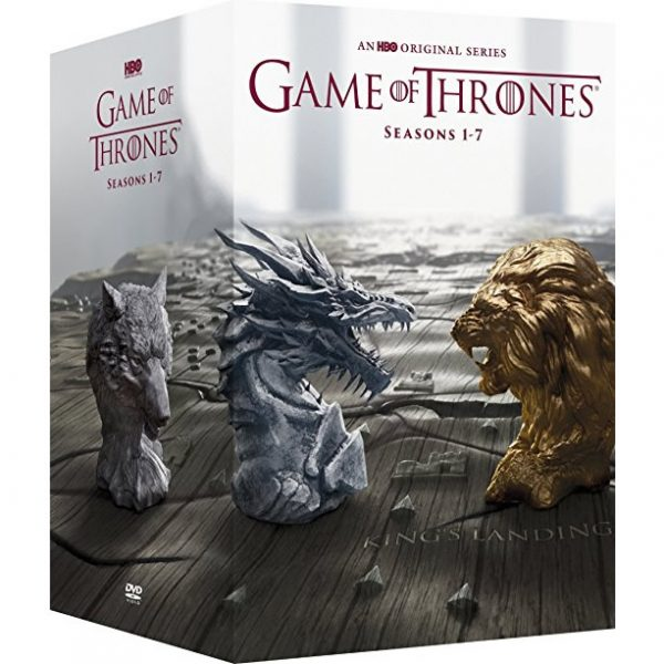 Game of Thrones DVD Complete Series 1-7 Box Set