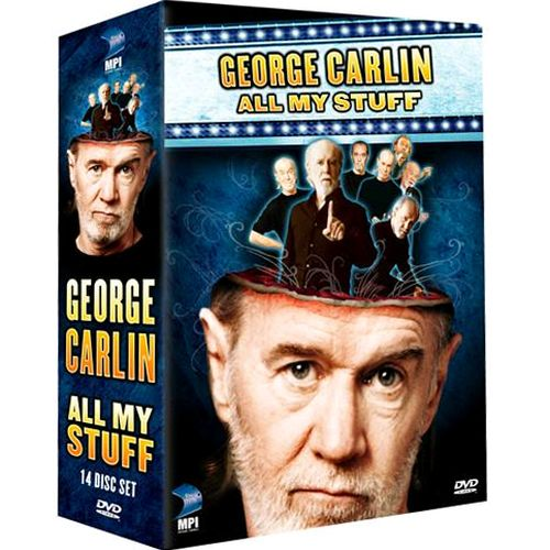 George Carlin: All My Stuff DVD Complete Series Box Set