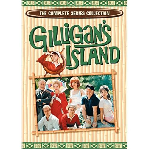 Gilligan's Island DVD Complete Series Box Set