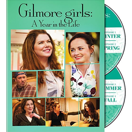 Gilmore Girls: A Year In The Life Season 1 DVD Wholesale