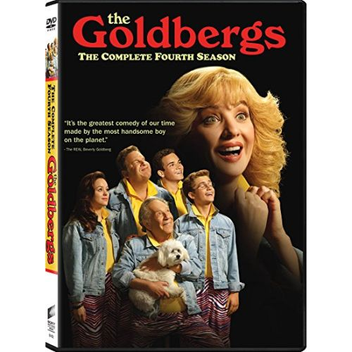 Goldbergs Season 4 DVD Wholesale