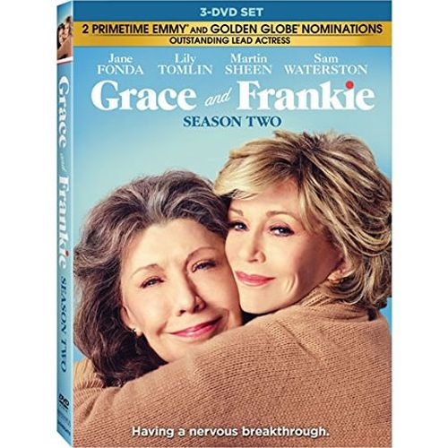 Grace And Frankie Season 2 DVD Wholesale