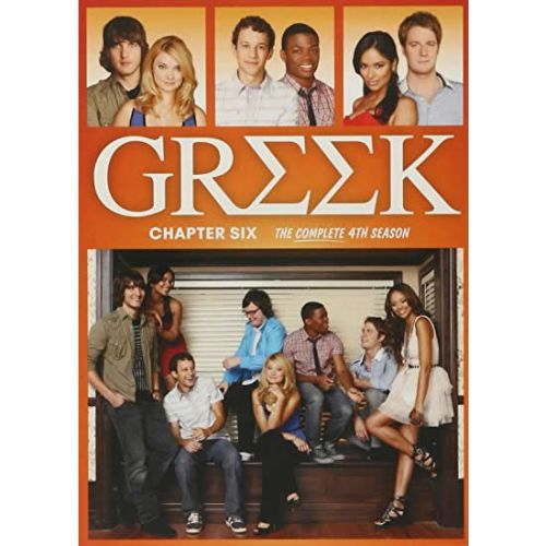 Greek Season 6 DVD Wholesale