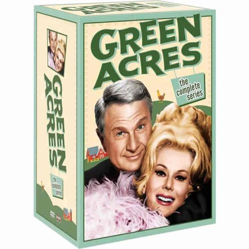 Green Acres DVD Complete Series Box Set