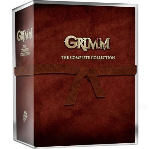 Grimm DVD Complete Series 1-6 Box Set
