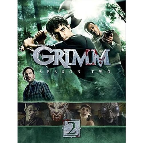 Grimm Season 2 DVD Wholesale