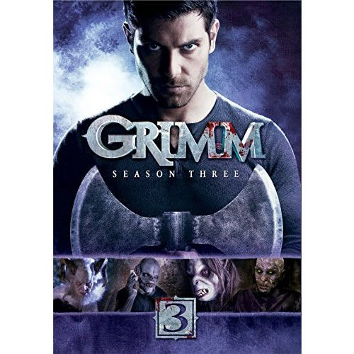 Grimm Season 3 DVD Wholesale