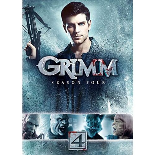 Grimm Season 4 DVD Wholesale