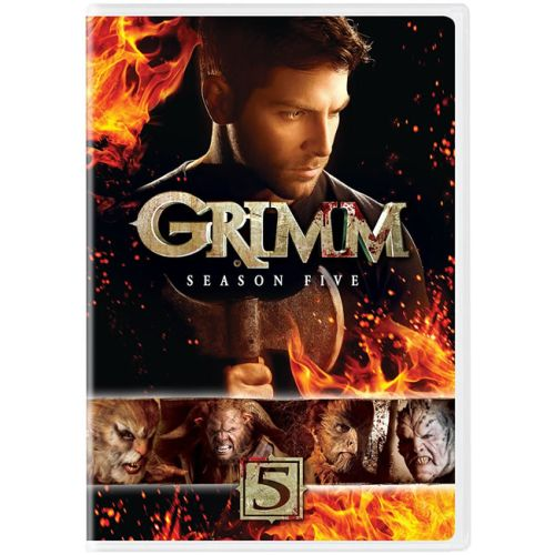 Grimm Season 5 DVD Wholesale
