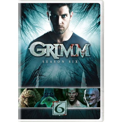 Grimm Season 6 DVD Wholesale