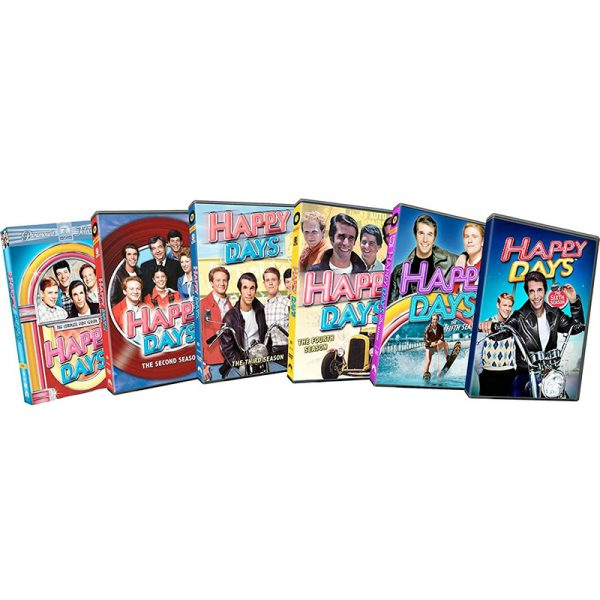 Happy Days DVD Complete Series 1-6 Box Set