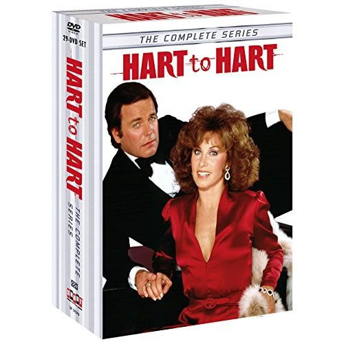 Hart To Hart DVD Complete Series Box Set