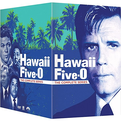Hawaii Five-0 DVD Complete Series Box Set