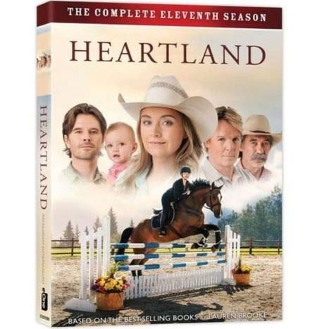 Heartland Season 11 DVD Wholesale