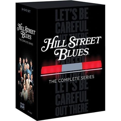 Hill Street Blues DVD Complete Series Box Set